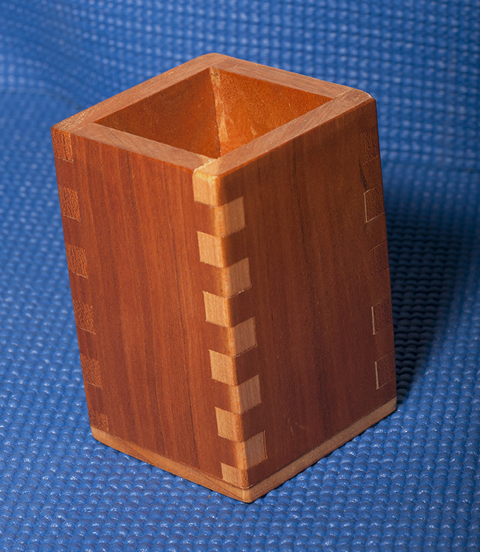 Pencil Holder (Cherry)