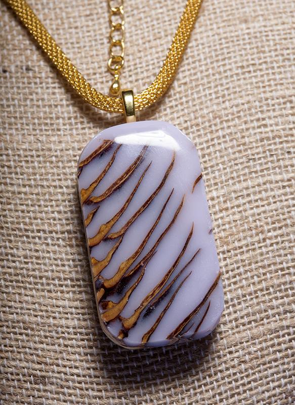 Amethyst Pine Cone